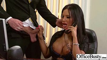 (elicia solis) Office Girl With Big Tits Bang In Hard Style Action vid-19