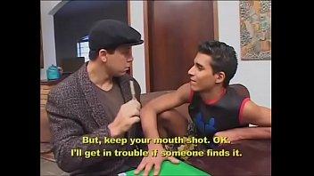 Hot Latin Homosexual Buttfucking Action