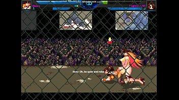 The Tournament of Depravity - Roxy vs Fighterlv1