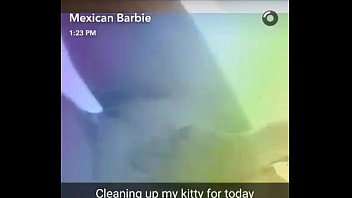 Barbie naked Mexican barbie naked in shower