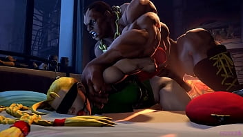 Fighter hentai pic street Cammy white vs balrog - street fighter v with voice sound