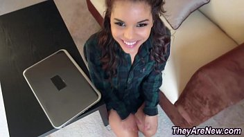 Krby monkey femdom - Latina teen spunk covered