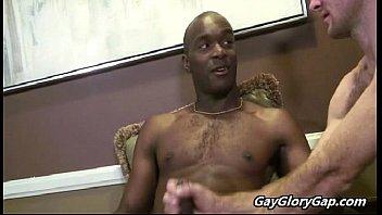 17 gay suck - Black dude get his dick sucked hard by sexy gay twink 17