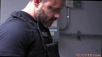Big cock police gay story Purse thief becomes culo meat