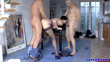 Lara jones final penetration Mature british double penetrated hard