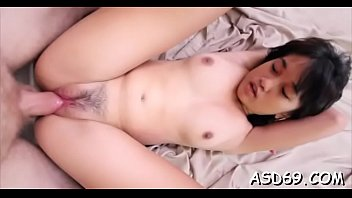 Naked asian tube Sucking a dick makes her cheerful