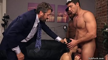 Wife fucked by husband and four guys