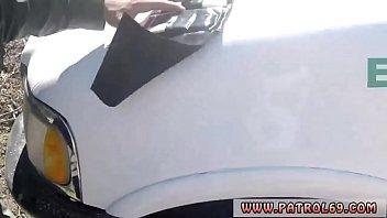 Muscle girl cops xxx cute ebony teen gets screwed in the back of a