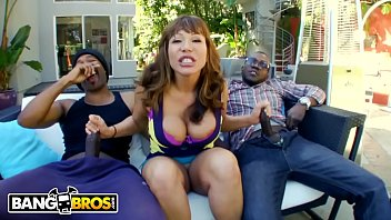 Monster cock exploding in a pussy - Bangbros - cock hungry milf ava devine gets right to the point