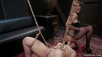 Two dominatrix anal bangs waitress