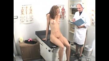 Female exams xxx Laya gyno examination