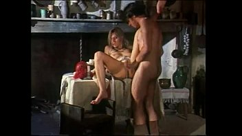 19934 Vintage porn with a blonde fucked in a tavern preview