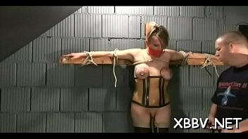 Tortures woman fetish Fetish xxx leads woman to endure tit castigation moments