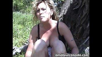 Canada blonde erotic talk outdoor masturbation