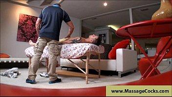 Hunk massage