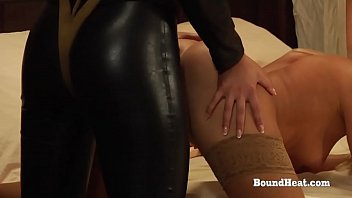 Education lesbian sex - The education of erica: lesbian slaves on their knees taking strapon