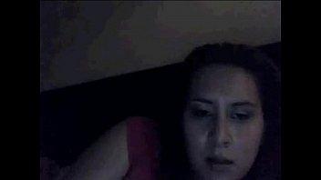 webcam femme de police