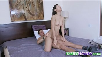 Small Tits Teen Fucked by Step Brother