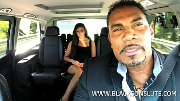 Teen drivers speeding Black taxi driver rides gala brown