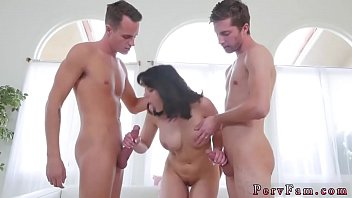 Pervert man and horny pal'_s companion'_s daughter punished Forgetful