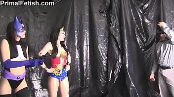 Mental Domination Of Huntress & Wonder Woman: Part 2