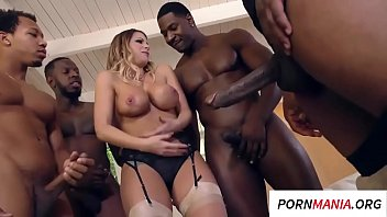 [PORNMANIA.ORG] Brooklyn Chase [gangbang, anal, big boobs, interracial]