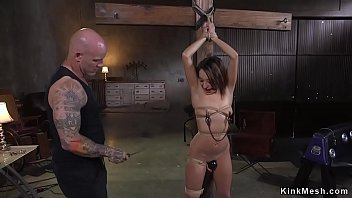 Client anal torments antique dealer bdsm
