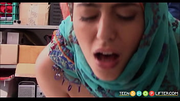 Islam fuck yeah Arab teen audrey royal caught shoplifting