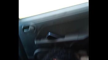 fodendo o cu da puta carro