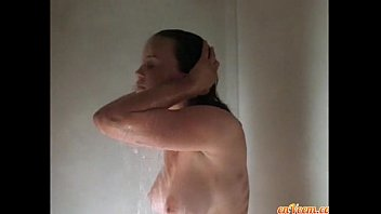 Carla Gugino - Jaded (shower)