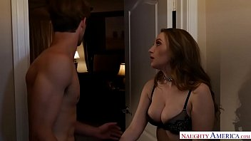 Big natural tits homewrecker Harley Jade gets married dick - Naughty America video