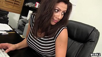 Fuck office slut - Wankz- slutty milf boss sabrina sanchez