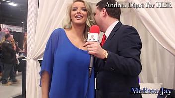 Andrea Diprè for HER - Melissa Jay porno izle