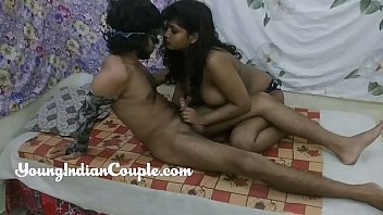 Young Desi Couple Friday Night Fuck