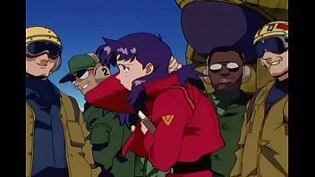 Eva 008 - Asuka llega a Japón