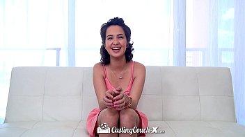CastingCouch-X - Shy college student Stephanie Carter first porn audition Vorschaubild