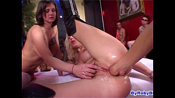 Big cock gangbangs - Sperma party 04 terza parte