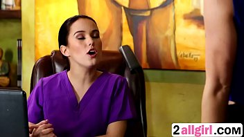 Girl-on-girl action with hot young dykesarliemontana-meganrain-2