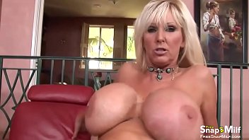 Fuck the Horny Blonde Milf