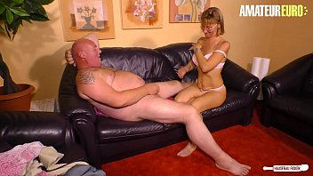 AMATEUR EURO - Horny Granny Conni Wants To Return Favor To Plumber While Husband It's Not At Home