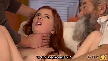 DADDY4K. Inesperada experiencia con un caballero mayor pornhub video