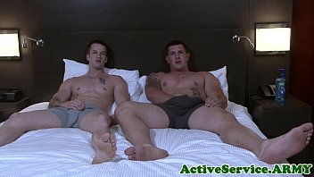 Video military bisexual Military hunk bareback assfucking with stud