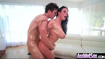 Hot Curvy Girl (Angela White) With Big Ass Get Anal Sex mov-10