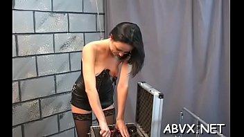 Free amatuer femdom videos Neat amateur honeys hard sex in bondage extraordinary show