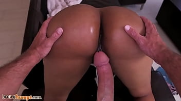 Curvy Black Babe Jayla Foxx Getting Her Big Ass Pounded By Sean Lawless