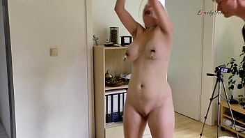 Clip 27Lil-a - Ceiling Bondage And Whipping - Full Version Sale: $22