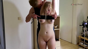 Smacked bottoms clips Clip 27lil-a - ceiling bondage and whipping - full version sale: 22