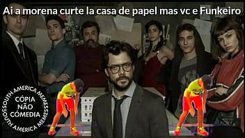 EIS QUE A MORENA GOSTA DE LA CASA DE PAPEL CANAL NO YT https://youtu.be/XtVXxb-UVgs