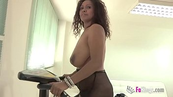 Caroles pussy was wet with anticipation Dirty job interview with carol linda. the first condition is being a big slut