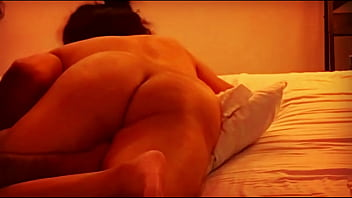 Indian wife with big tits and nice ass fucks neighbor hard in amateur homemade sex video (preview)
